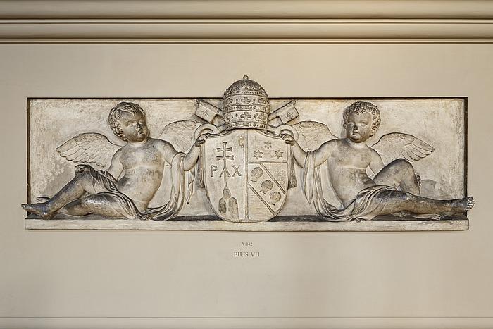 Pius 7.s våbenskjold