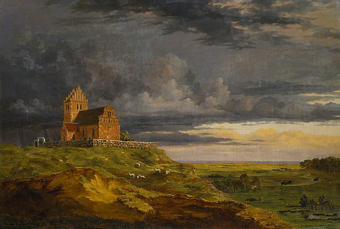 Valløby Kirke på Sjælland