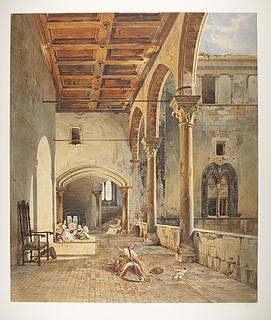 Venetiansk palads fra Middelalderen