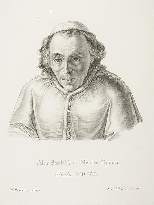 Papa Pio VII (Pius 7.)