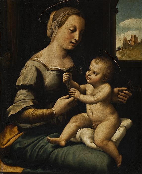 La Madonna del garofano