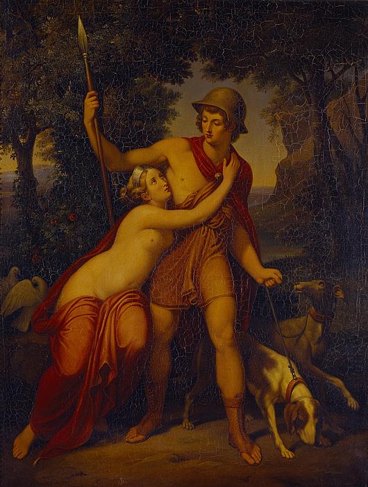 Venus og Adonis
