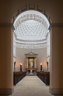 C.F. Hansen: Vor Frue Kirke, København, 1810-1826