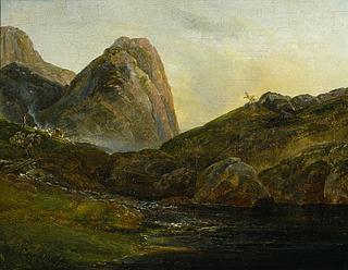 Norsk landskab, Jordalsnuten