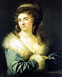 Johann Baptist von Lampi d.æ.: Julia Potocka