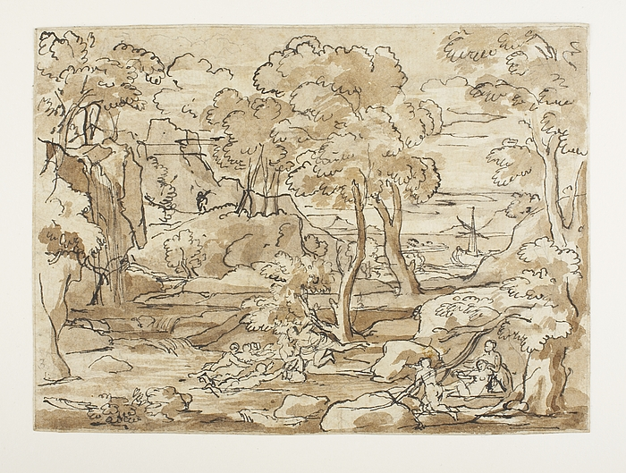 Hylas og flodnymferne