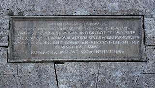 Rauch & Thorvaldsen: Sydney Bowles, gravmæle