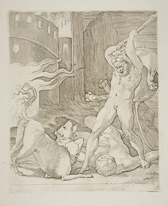Herkules og Cerberus