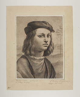 Ung mand, tidligere antaget at forestille Rafael