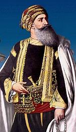 Al-Husayn II ibn Mahmud, bey af Tunis