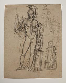 Diomedes bortfører Palladiet