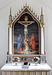 J.L. Lund: Korsfæstelsen, 1821, olie på lærred, ca. 180 cm, Holtug kirke