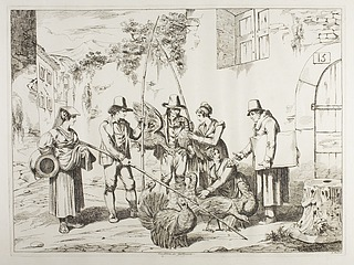Renditori Gallinaca ( Fuglehandlerne )