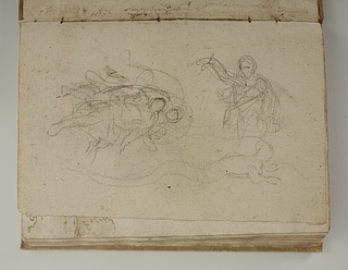 Dante og Vergil på Geryon