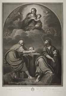La Madonna col Divoto