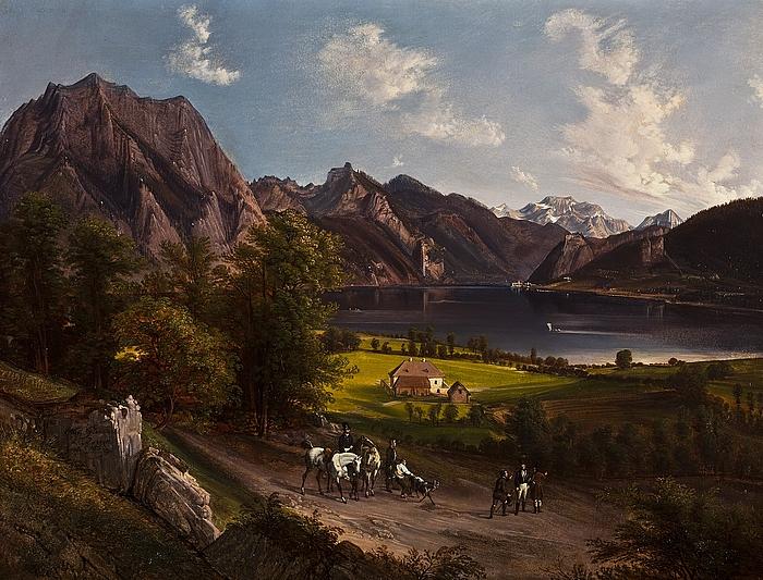 Tyrolsk (el. bayersk) landskab