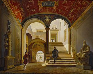 Michelangelos hus i Rom