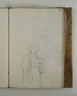 Sankt Anna med Lammet