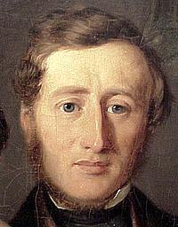 Wilhelm Marstrand: Edvard Collin, 1842