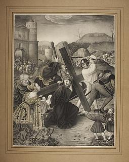 Kristi gang til Golgatha