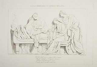 Julius (Giulio) Mylius' død