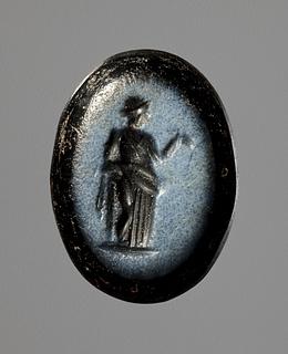Afrodite (?). Romersk ringsten