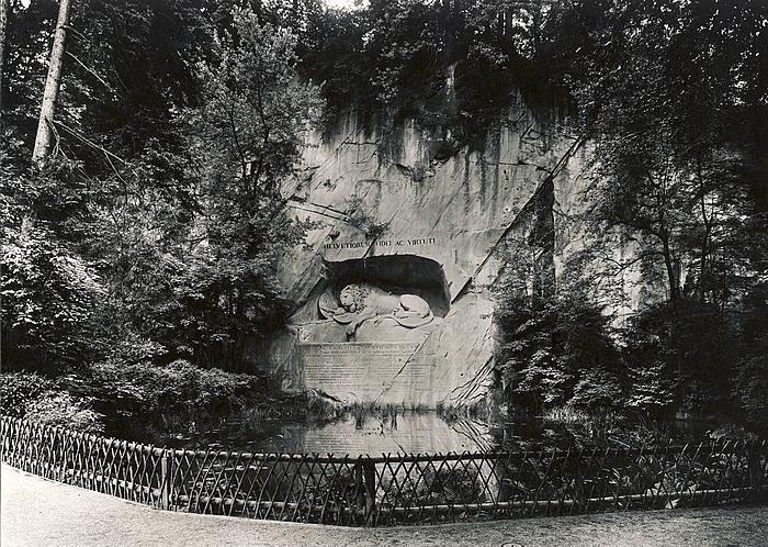 Døende løve (Schweizerløven)