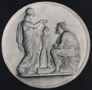 Minerva og Prometheus
