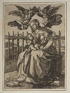 Maria krones af to engle