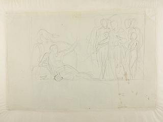Alexander hos Diogenes