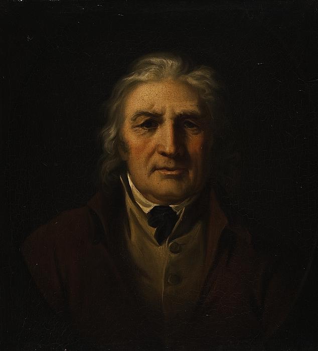 Portræt af Jørgen Bentzen