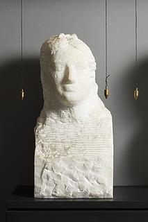 Skulpturens fremstilling fase 8