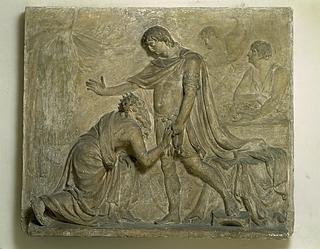 Achilleus og Priamos