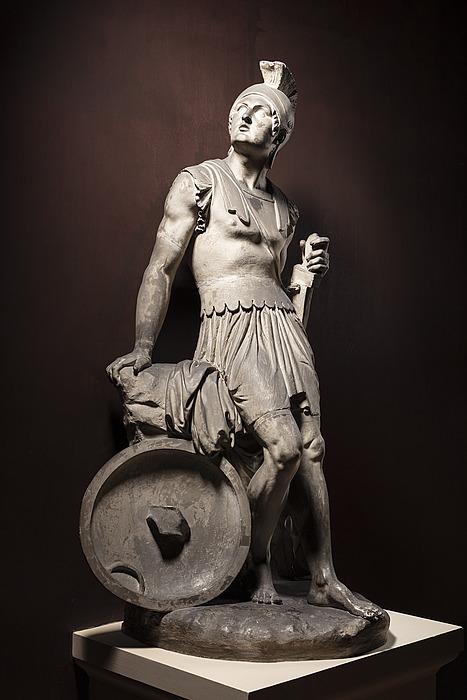 En romersk kriger