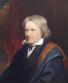 Samuel B. Morse: Bertel Thorvaldsen, 1831, olie på lærred, 72 x 59 cm. Tilhører Kongehuset