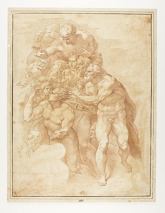 Sankt Peter, Adam og flere fromme