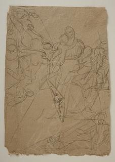 Jupiter, Minerva og Nemesis. Caritas