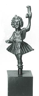 Statuette af en lar. Romersk