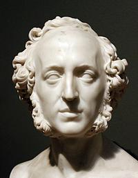 Ernst Rietschel: Felix Mendelssohn