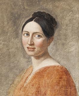 J.L. Lund: Sophie Ørsted (f. Oehlenschläger), ca. 1810