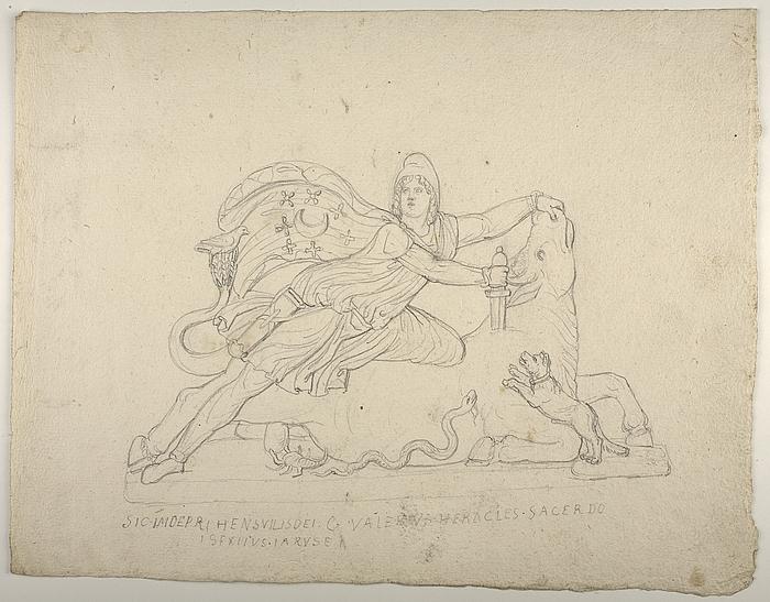Mithra dræber tyren