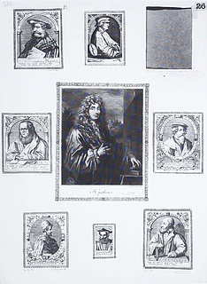Portfolio no. 39 in the collection of Stanislas August Poniatowski, page 26