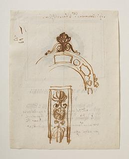 Ørneringen til monument over Pius 7.