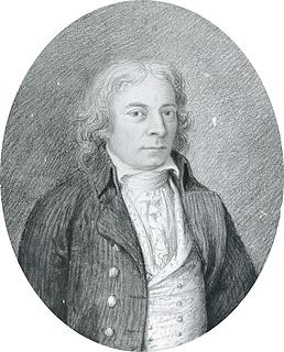 Bertel Thorvaldsen, Hans Christopher Sonnin, 1795, blyant, privateje
