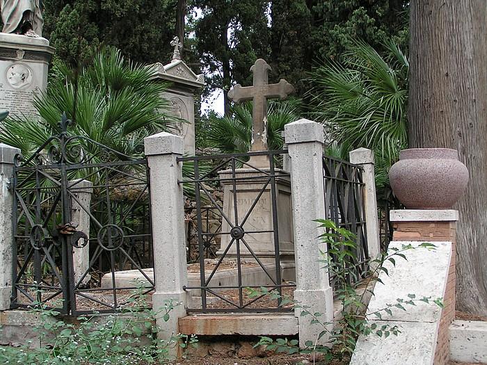 Familien Paulsens gravsted