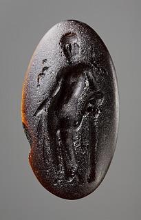 Afrodite. Græsk hellenistisk paste