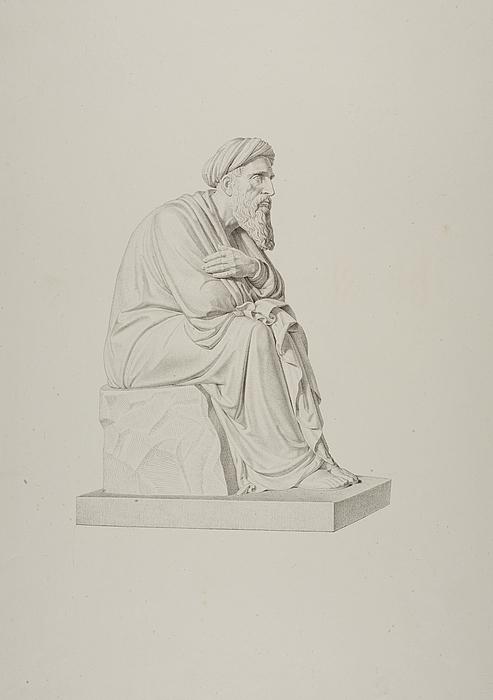 En gammel skriftklog