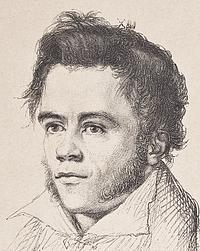 H.P. Hansen efter C.A. Jensen: Molbech, Christian