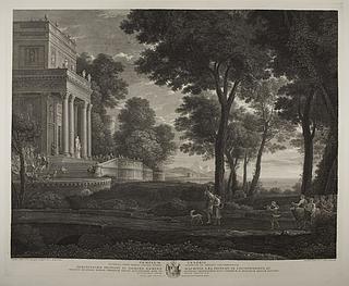 Templum Veneris ( Venus templet )