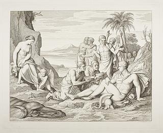 Perseus og Andromeda hos ætioperne